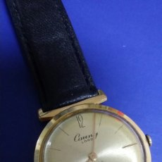 Relojes de pulsera: RELOJ CAUNY LORD ,CARGA MANUAL.. Lote 183524153