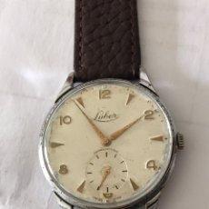 Relojes de pulsera: RELOJ LUBER CARGA MANUAL CALIBRE B 530 VINTAGE GRAN TAMAÑO. Lote 183557006
