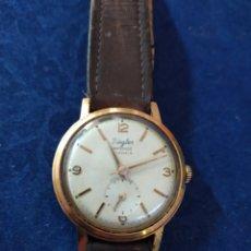 Relojes de pulsera: ANTIGUO RELOJ ZIEGLER CON SEGUNDERO. Lote 183571771
