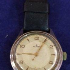 Relojes de pulsera: ANTIGUO RELOJ ZENITH FUNCIONA. Lote 183571867
