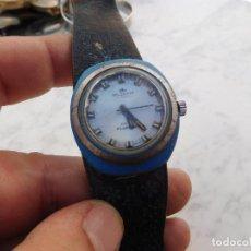 Relojes de pulsera: RELOJ MANUAL DE LA MARCA ELOGA MODELO MINI FLIPPER. Lote 183703127