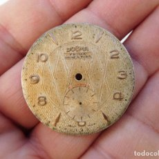 Relojes de pulsera: ESFERA PARA RELOJ DOGMA. Lote 183735675