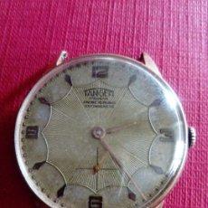 Relojes de pulsera: INMENSO RELOJ TANGER DE 39 MM MÁQUINA TITÁN. Lote 183741882
