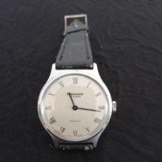 Relojes de pulsera: RELOJ RADIANT 17 RUBIS INCABLOC CARGA MANUAL .FUNCIONANDO. Lote 183773277