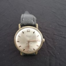 Relojes de pulsera: RELOJ VALADIER 17 RUBIS ANTIMAGNETIC CARGA MANUAL .FUNCIONANDO . Lote 183779510