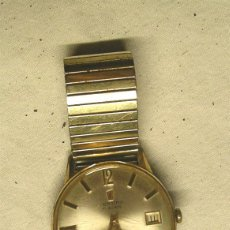 Relojes de pulsera: RELOJ FESTINA 17 RUBIS, FUNCIONA, CALENDARIO. MED. 32 MM SIN CONTAR CORONA. Lote 183792030