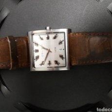 Relojes de pulsera: RELOJ BILYFER DE HOMBRE , ESFERA CUADRADA 34 MM. Lote 183841333