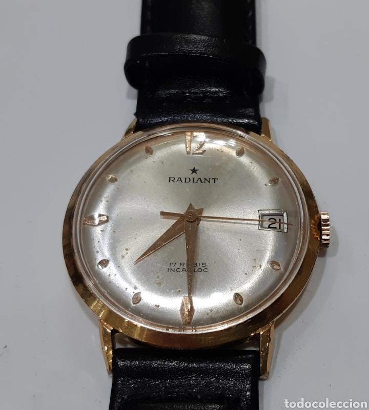 Relojes de pulsera: Reloj Radiant - Foto 2 - 183842380