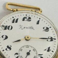 Relojes de pulsera: RELOJ ZENITH 1900 GRAN PRIX PARIS DE ORO 18 KL CARGA MANUAL VINTAGE. Lote 183844978
