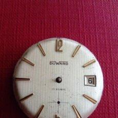Relojes de pulsera: PARTE DE RELOJ DUWARD PARA RECAMBIOS. Lote 183979037