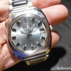 Relojes de pulsera: POMAR. CAJA DE ACERO INOXIDABLE. PERFECTO FUNCIONAMIENTO.. Lote 184119930