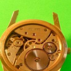 Relojes de pulsera: RELOJ DUWARD AÑOS 50. CARGA MANUAL. 34.40 MM. S/C. CAJA EN PLAQUE ORO. DESCRIPCION Y FOTOS.. Lote 184341412