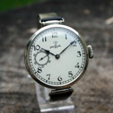 Relojes de pulsera: RELOJ RUSO KIROVSKIE K-43 TIPO 1 DE 1937, EL PRIMER RELOJ MILITAR RUSO. Lote 183373146
