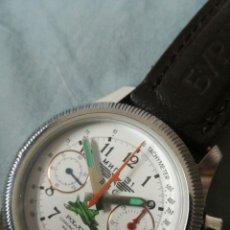 Relojes de pulsera: POLJOT BURAN CRONOGRAFO MANUAL MIG 31. Lote 184436933