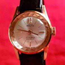 Relojes de pulsera: RELOJ RADAR DE CUERDA, SWISS MADE, VINTAGE, NOS (NEW OLD STOCK). Lote 184698855