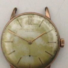 Relojes de pulsera: RELOJ DUWARD 15 RUBIS. Lote 184715677