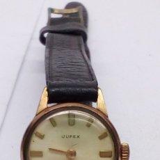 Relojes de pulsera: RELOJ JUPEX 17 RUBIS. Lote 184715780