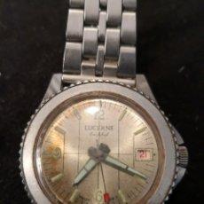 Relojes de pulsera: RELOJ LUCERNE. Lote 184930992