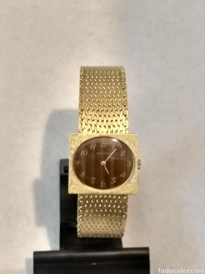 Relojes de pulsera: Reloj Certina - Foto 3 - 185643223