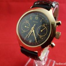 Relojes de pulsera: RELOJ CRONÓGRAFO MECANICO RUSO SEKONDA (POLJOT) AÑO 1988, EN PERFECTO ESTADO. Lote 185703466
