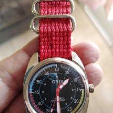 Relojes de pulsera: RELOJ VINTAGE ORIS SUIZO CUERDA NUEVO. . Lote 185715388