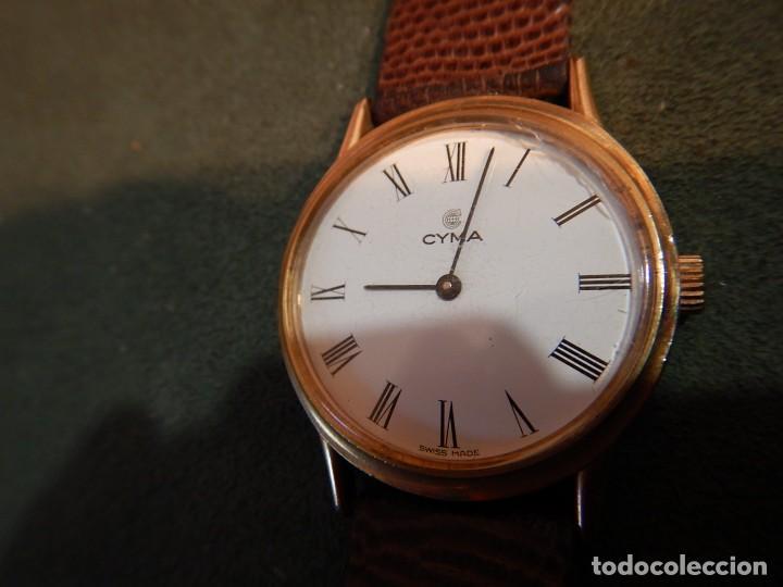 RELOJ CYMA (Relojes - Pulsera Carga Manual)