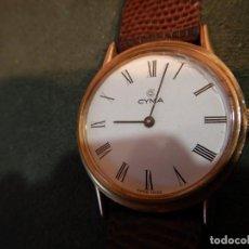 Relojes de pulsera: RELOJ CYMA. Lote 185715651