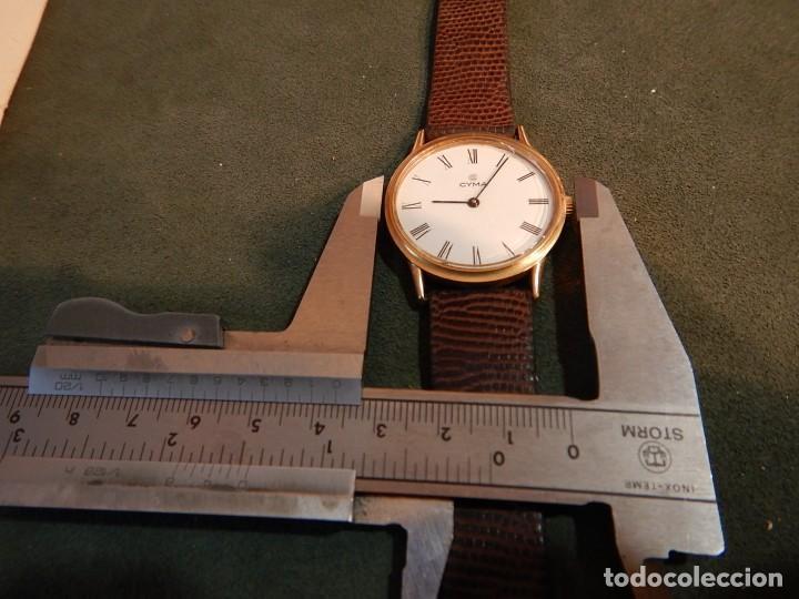 Relojes de pulsera: Reloj Cyma - Foto 3 - 185715651