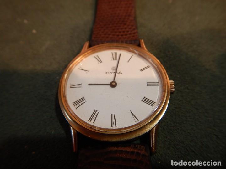Relojes de pulsera: Reloj Cyma - Foto 5 - 185715651