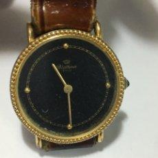 Relojes de pulsera: RELOJ BLATTINA CARGA MANUAL CAJA CHAPADA ORO Y MAQUINARIA SWISS VINTAGE. Lote 185740626