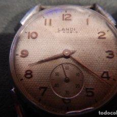 Relojes de pulsera: RELOJ LANDI. Lote 185949403