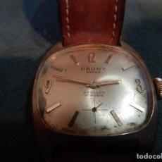 Relojes de pulsera: CAUNY PRIMA. Lote 186046807