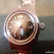 Relojes de pulsera: RELOJ ORIENT 21 JEWELS. . Lote 186047901