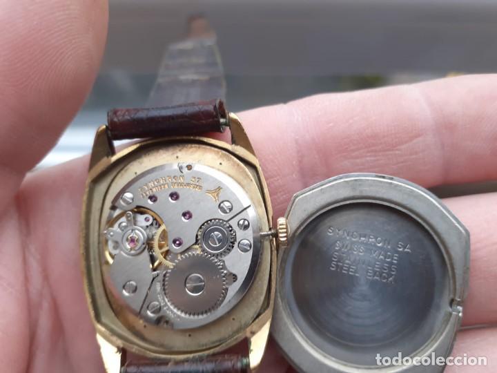 Relojes de pulsera: RELOJ CYMA CARGA MANUAL FUNCIONA PERFECTAMENTE - Foto 2 - 186093002