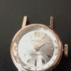 Relojes de pulsera: RELOJ SEÑORA RYLAND ANTIMAGNETIC. Lote 186098480