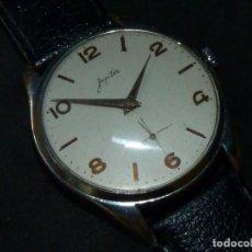 Relojes de pulsera: PRECIOSO RELOJ JUPITER CALIBRE LANDERON 502 GRANDE RARO SWISS MADE AÑOS 40 COLECCION. Lote 186141371