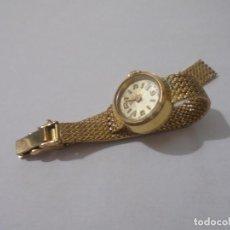 Relojes de pulsera: RELOJ CYMA DE ORO. Lote 186142205