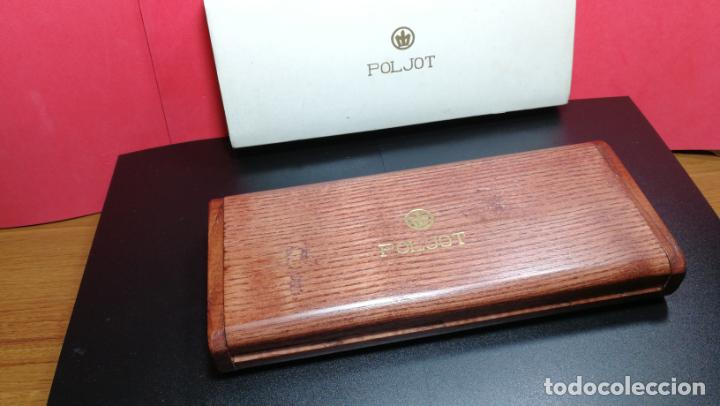 Relojes de pulsera: El mejor reloj ruso mecánico, el cronógrafo Poljot cal. 3133, años 70 y 23 rubís - Foto 2 - 186364075
