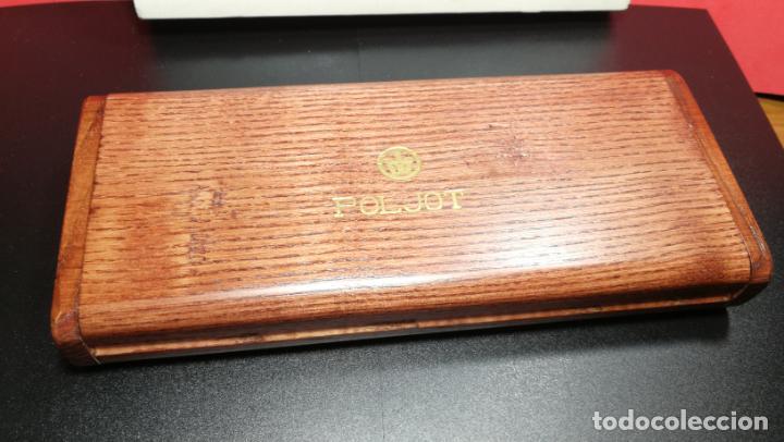 Relojes de pulsera: El mejor reloj ruso mecánico, el cronógrafo Poljot cal. 3133, años 70 y 23 rubís - Foto 3 - 186364075