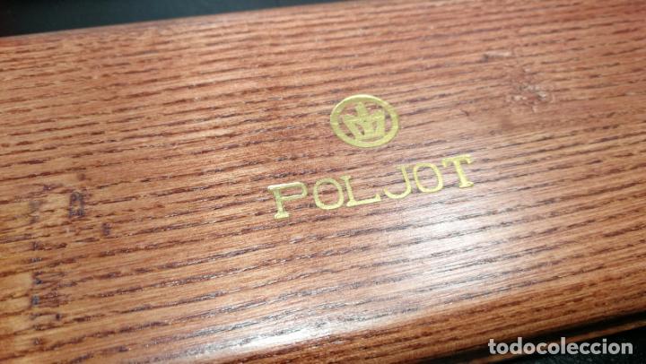 Relojes de pulsera: El mejor reloj ruso mecánico, el cronógrafo Poljot cal. 3133, años 70 y 23 rubís - Foto 4 - 186364075
