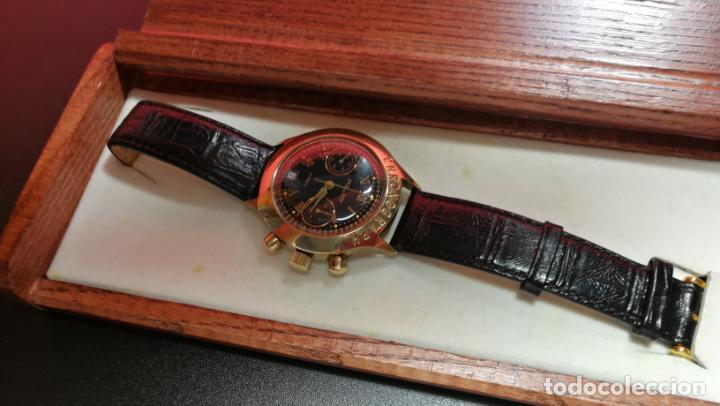 Relojes de pulsera: El mejor reloj ruso mecánico, el cronógrafo Poljot cal. 3133, años 70 y 23 rubís - Foto 9 - 186364075