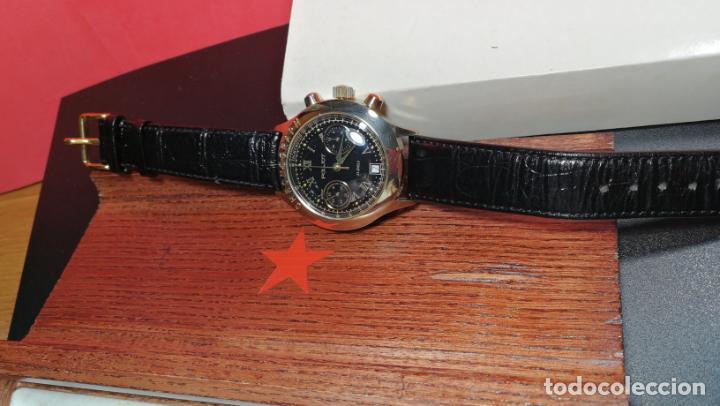 Relojes de pulsera: El mejor reloj ruso mecánico, el cronógrafo Poljot cal. 3133, años 70 y 23 rubís - Foto 13 - 186364075