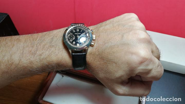 Relojes de pulsera: El mejor reloj ruso mecánico, el cronógrafo Poljot cal. 3133, años 70 y 23 rubís - Foto 20 - 186364075