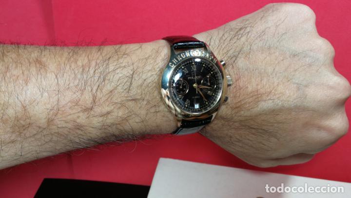 Relojes de pulsera: El mejor reloj ruso mecánico, el cronógrafo Poljot cal. 3133, años 70 y 23 rubís - Foto 24 - 186364075