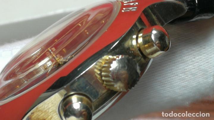 Relojes de pulsera: El mejor reloj ruso mecánico, el cronógrafo Poljot cal. 3133, años 70 y 23 rubís - Foto 29 - 186364075