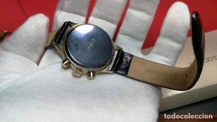 Relojes de pulsera: El mejor reloj ruso mecánico, el cronógrafo Poljot cal. 3133, años 70 y 23 rubís - Foto 40 - 186364075