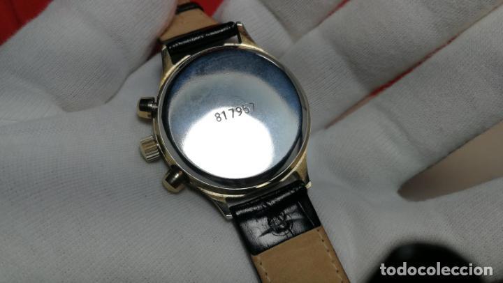 Relojes de pulsera: El mejor reloj ruso mecánico, el cronógrafo Poljot cal. 3133, años 70 y 23 rubís - Foto 41 - 186364075