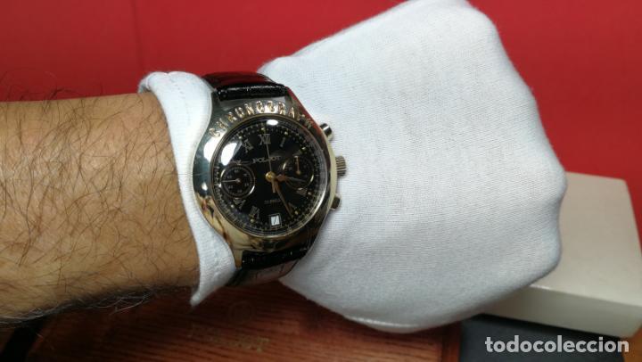 Relojes de pulsera: El mejor reloj ruso mecánico, el cronógrafo Poljot cal. 3133, años 70 y 23 rubís - Foto 43 - 186364075