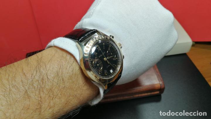 Relojes de pulsera: El mejor reloj ruso mecánico, el cronógrafo Poljot cal. 3133, años 70 y 23 rubís - Foto 45 - 186364075