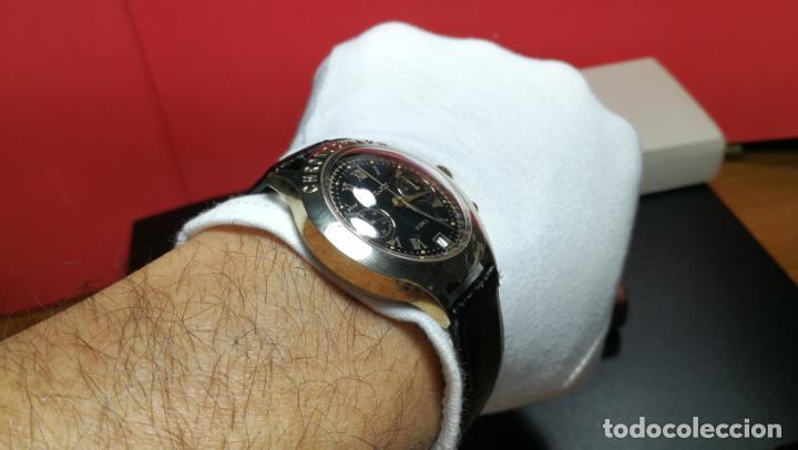 Relojes de pulsera: El mejor reloj ruso mecánico, el cronógrafo Poljot cal. 3133, años 70 y 23 rubís - Foto 46 - 186364075